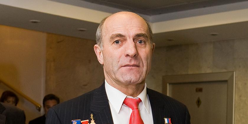 Толбоев Магомед Омарович