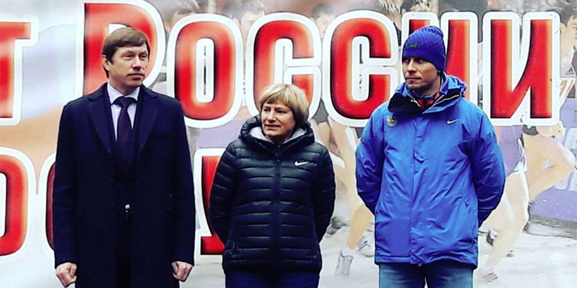 Игорь Марков, Екатерина Подкопаева, Юрий Борзаковский