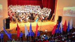 Сводный детский хор Жуковского