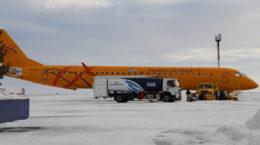 в Жуковском сымитируют последний полет Ан-148