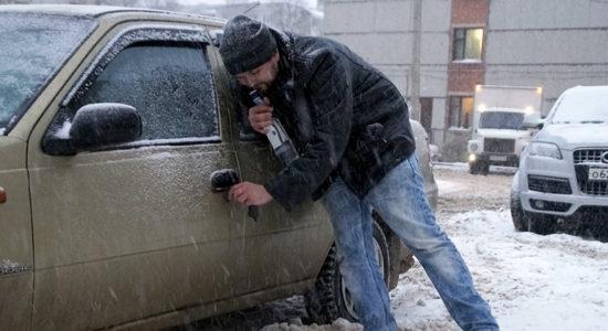 В Жуковском задержан житель Раменского за повторное управление автомобилем в состоянии опьянения