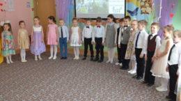 Детский сад № 19 «Звездочка»поздравили с 55-летием