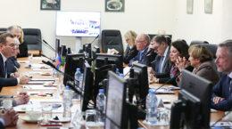 ЦАГИ посетила делегация посольства Франции