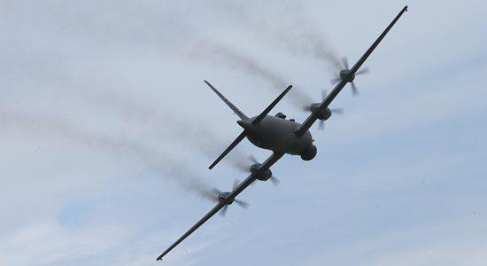 В Жуковском совершил аварийную посадку Ил-38 с ракетами и минами на борту