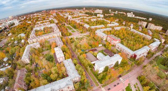 Жуковском не учитывают мнение жителей при благоустройстве дворов