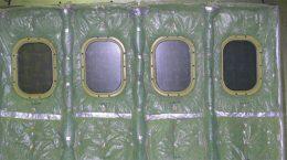 фюзеляжные панели самолета МС-21