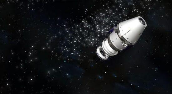 В Жуковский отправили на испытание макет нового космического корабля