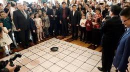 Жуковчанин Антон Черных выиграл третье место на Кубке посла Китая по вэйци-2018