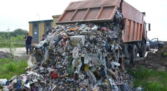 Незаконный сброс мусора пресекли в Жуковском