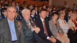 Игорь Марков поздравил ветеранов ВОв