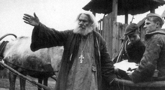В Жуковском открылась выставка «Русская православная церковь в годы ВОВ»
