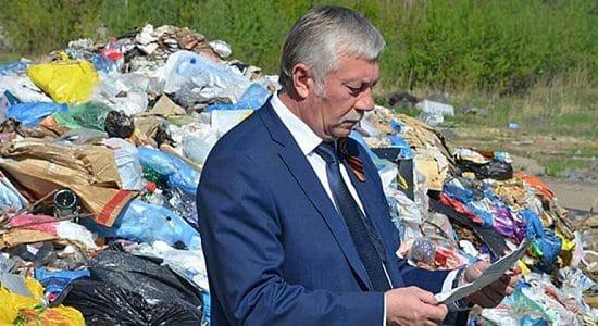 Андрей Войтюк выяснил организаторов несанкционированной свалки на новых территориях