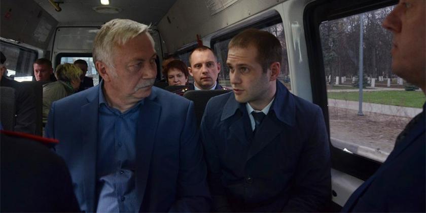 Замминистра транспорта совершил объезд Жуковского вместе с главой города