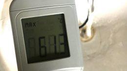 После вмешательства Госжилинспекции вода в доме в Жуковском стала горячее на 50 градусов