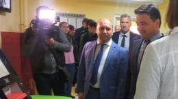 Андрей Воробьев открыл детскую поликлинику в Жуковском
