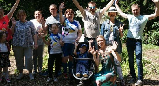 Любители бега из Жуковского устроили плоггинг в усадьбе Быково