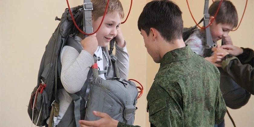 Полицейские города Жуковский пригласили детей в автошколу