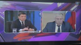 Андрей Войтюк рассказал губернатору о ремонте дорог в прямом эфире