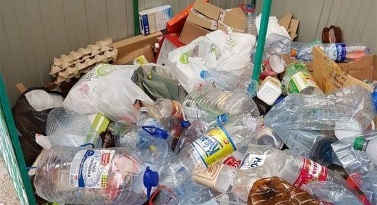 Эксперимент по раздельному сбору мусора в Жуковском провалился