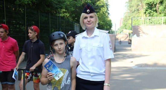 В Жуковском провели акцию «Я выбираю спорт»