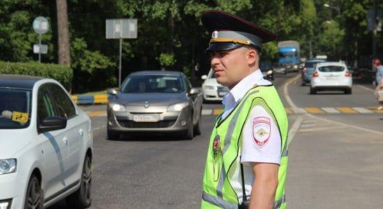 В августе госавтоинспекторы в Жуковском проведут 6 рейдов