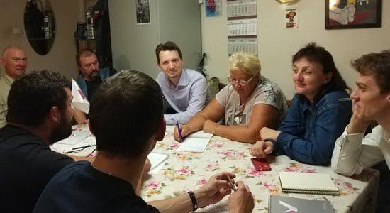 В Жуковском активисты ОНФ организовали «Народную школу ЖКХ»