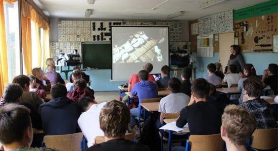 В Жуковском провели антинаркотическую беседу со студентами