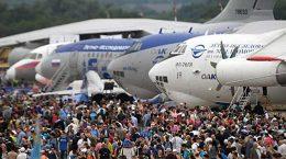 Китай станет партнером авиасалона МАКС-2019 в Жуковском