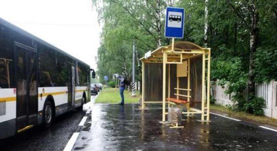 В Жуковском заменять 58 остановочных павильонов на 14 улицах