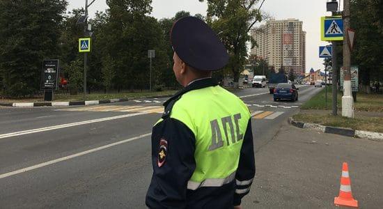 В Жуковском госавтоинспекторы проводят рейд «Пешеход
