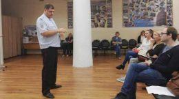 В Жуковском полицейские разъяснили родителям их права и обязанности