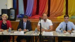 Игорь Коханый посетил форум «Управдом» в Жуковском