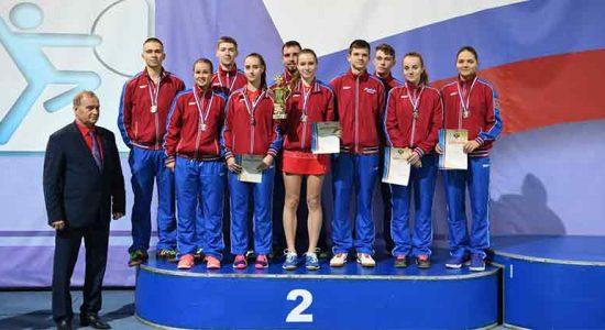 Жуковчанка Ксения Евгенова выступила в составе сборной Московской области
