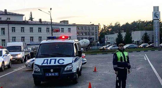 С 5 по 12 октября в Жуковском проводится рейд «Пешеходный переход»