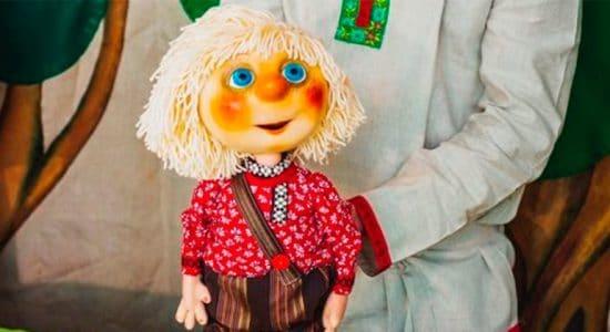 В Жуковском состоится интерактивный спектакль для детей от двух лет