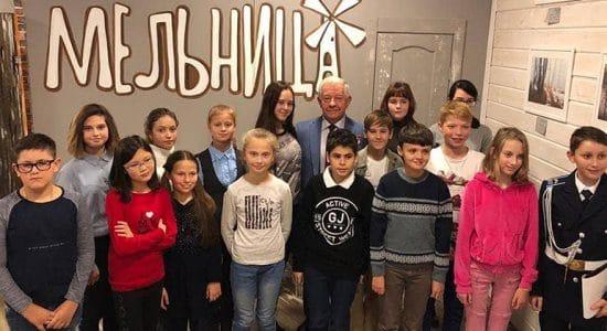 В Жуковском состоялась презентация детского телевидения