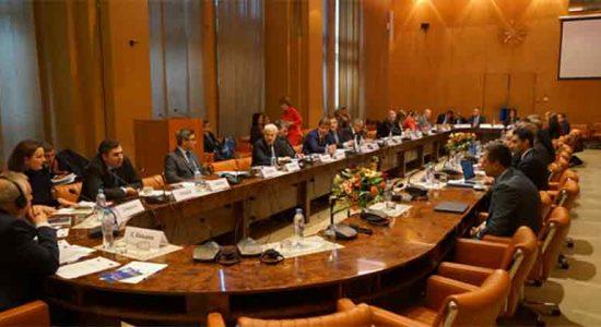 ЦАГИ принял участие в заседании Объединенного комитета по сотрудничеству Россия–ЕС