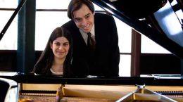 В Жуковском состоится концерт пианистов из США Фабио и Жизель Витковски