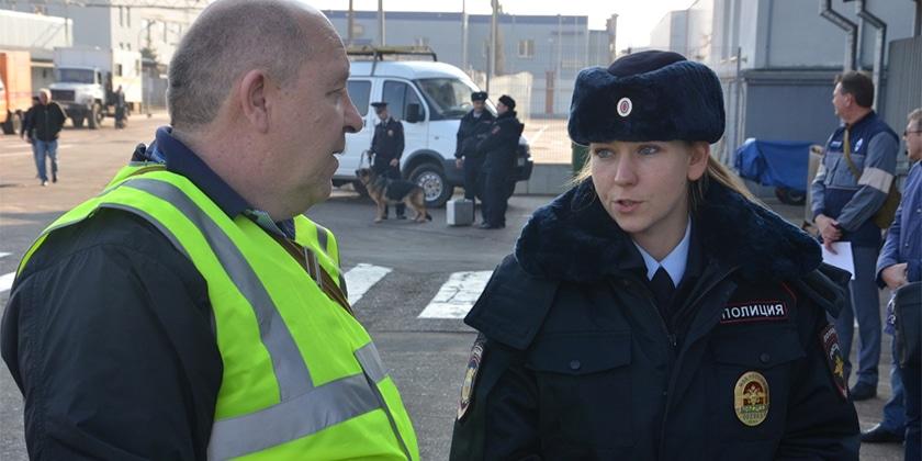 Учения проводились с целью отработки навыков взаимодействия всех экстренных служб города