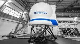 В Жуковском впервые создали комплексный тренажер экипажа вертолета Ка-27М