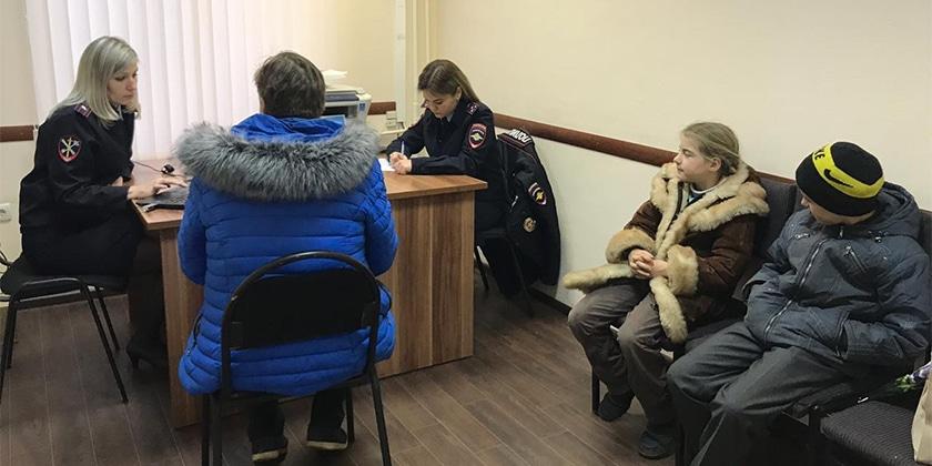 В День правовой помощи детям в полиции Жуковского открыли кабинет правовой помощи