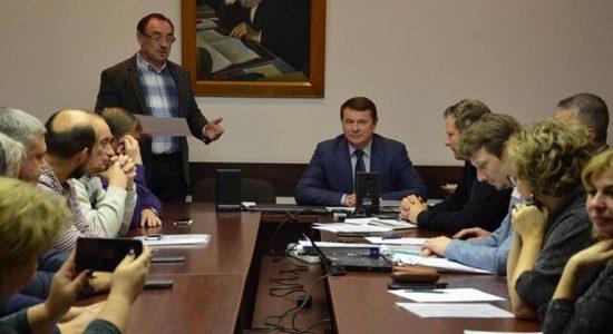 Жуковская Общественная палата поддержала Юрия Прохорова на пост главы