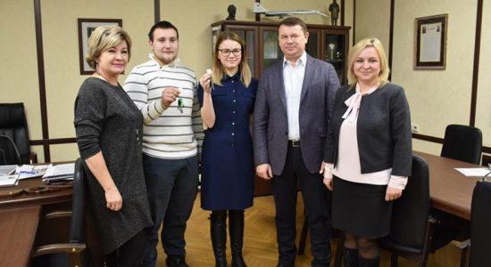 План по предоставлению жилья детям-сиротам в Жуковском выполнен