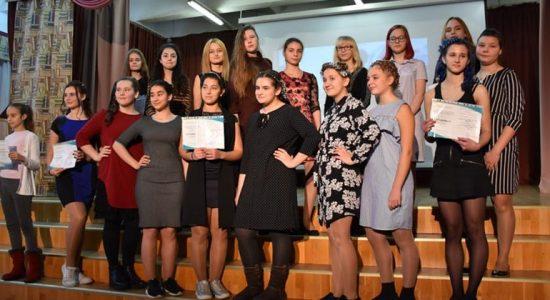 119 старшеклассников из шести школ Жуковского получили сертификаты на профессию