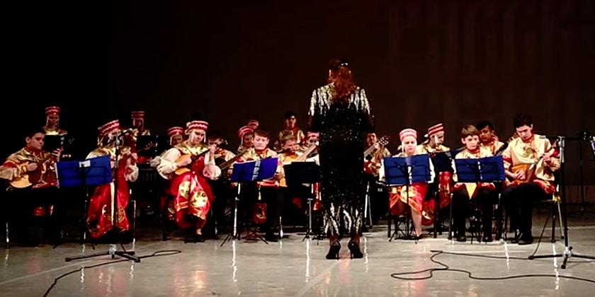 """Школьный оркестр """"Феникс"""" из Жуковского стал дипломантом I степени конкурса """"Юные таланты Московии"""""""