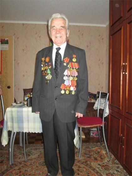 Григорий Федорович Титов