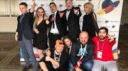 КВНщики из Жуковского приняли участие в фестивале «КиВиН-2019»