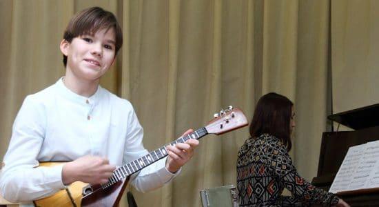 Ученик ЖДШИ № 1 стал победителем всероссийского фестиваля