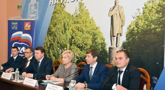 Лидия Антонова пообещала помочь организаторам установки памятника Ту-144 в Жуковском
