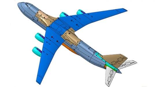 ЦАГИ продолжает разработку самолета «Слон»